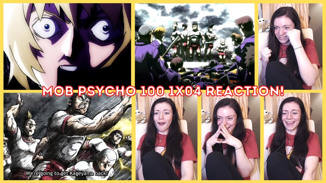 Download Mob Psycho 100 Season 1 Episode 4 Reaction + Review!