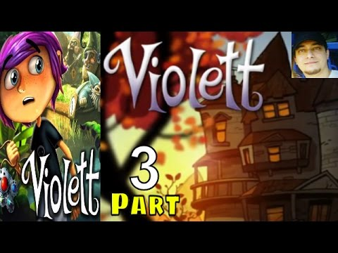Violet Part 3 Walkthrough Gameplay Lets Play Live Commentary (PC Gaming)