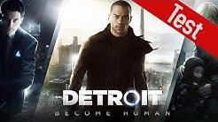 Detroit: Become Human im Test / Review - Aufstand der Androiden!