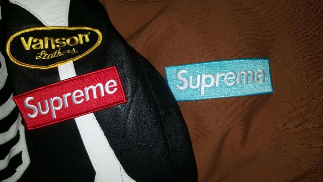 1e1c0fa49 Expensive Supreme Unboxing 1.6k Worth