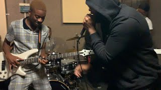 BM Live Band Rehearsal With Rarity Music In London #BiLandaChallenge (Congolese Seben)