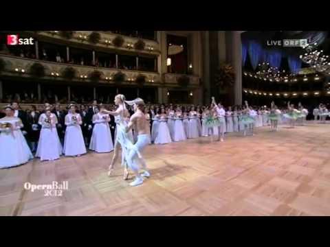 Vienna Opera Ball 2012 Opening - Vienna State Ballet.mp4