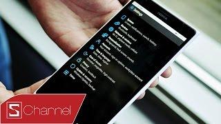 Schannel - Tổng hợp nâng cấp đáng giá trên Windows 10 cho Lumia : Lột xác