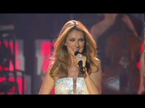 """HD-Special: Celine Dion """"Because You Loved Me"""" NEW Las Vegas Show (Emmy Awards)"""