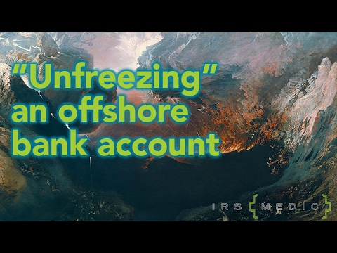 Foreign bank accounts: What to do when they freeze you out