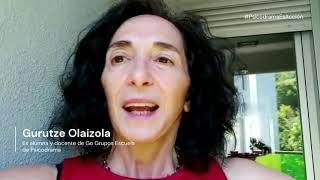 Psicodrama y grupos - Mi experiencia - Gurutze Olaizola - Go grupos