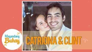 Magandang Buhay: Catriona as a girlfriend according to Clint