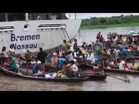 Abenteuer Amazonas - Mitten in das grüne Herz Südamerikas mit Hapag-Lloyd Kreuzfahrten