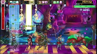 The Metronomicon: Slay the Dance Floor - Full Game Hard mode (1st try) [X1]