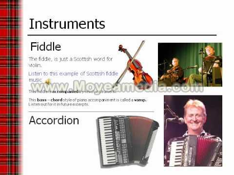 S3 & S4 Scottish Instruments