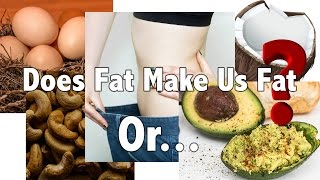 Complete Dietary Fat Guide for Health & Weight Loss - Fitness Tip # 4