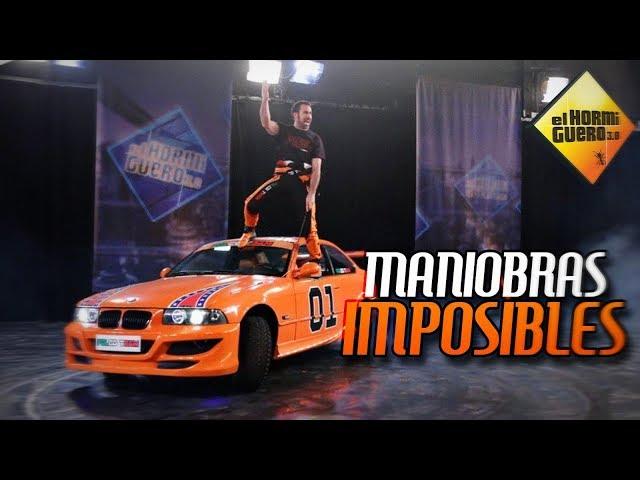 Maniobras Imposibles - Patrick Folco - El Hormiguero