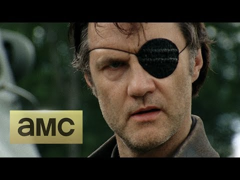 SPOILERS Tribute to The Governor: The Walking Dead
