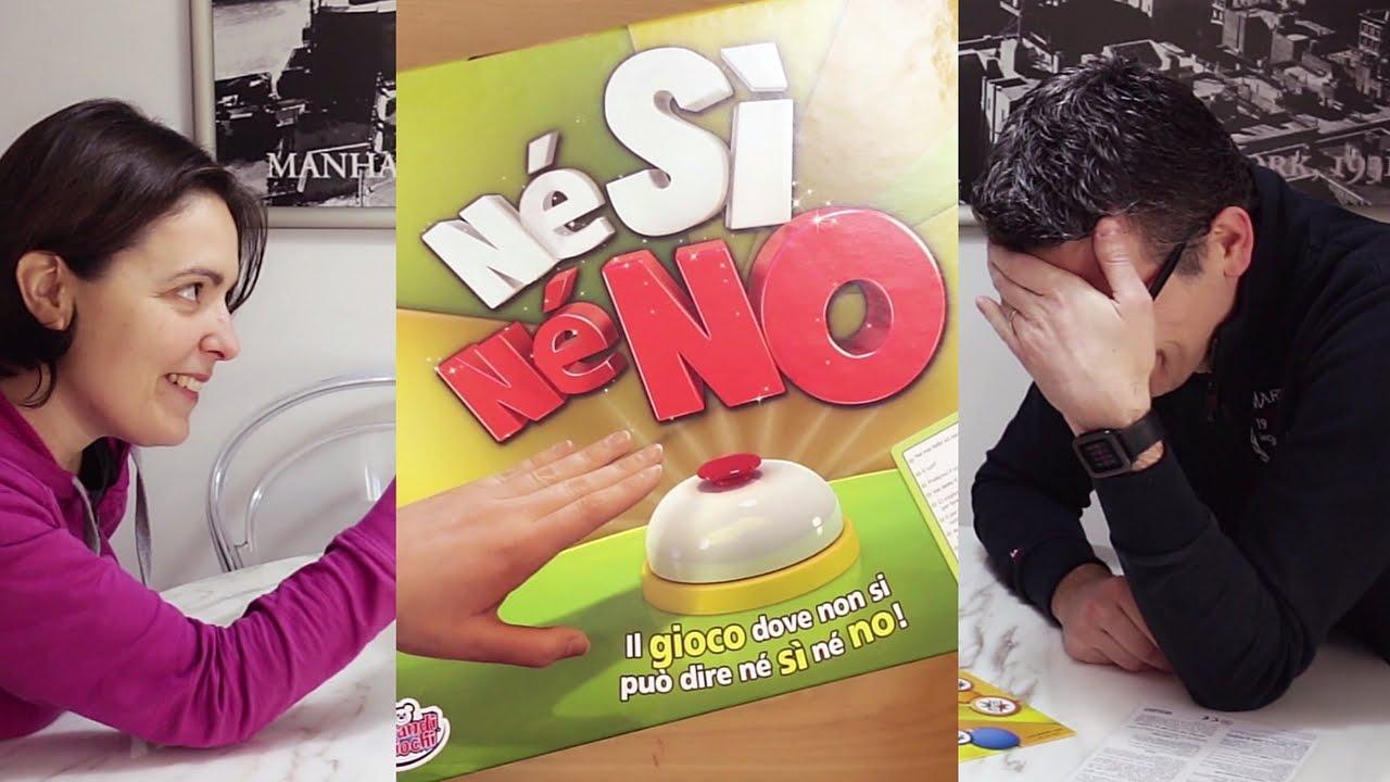 Né Si Né No Il Gioco Da Tavolo Come Funziona E Gameplay