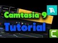 Tutorial básico como usar Camtasia Studio 9 • en español • para principiantes • 2020
