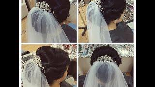 Свадебная прическа на средние и длинные волосы.Прическа на выпускной. Wedding and prom hairstyle(Мой 2 КАНАЛ О МАНИКЮРЕ ___ https://www.youtube.com/channel/UCDyrToyCf2Xatn6m9sgOyDg Подписывайтесь на канал, чтобы не пропустить новые..., 2015-09-21T09:32:36.000Z)