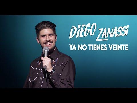 Diego Zanassi, Ya no tienes veinte.