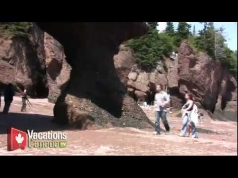 Old World Charm in the Bay of Fundy
