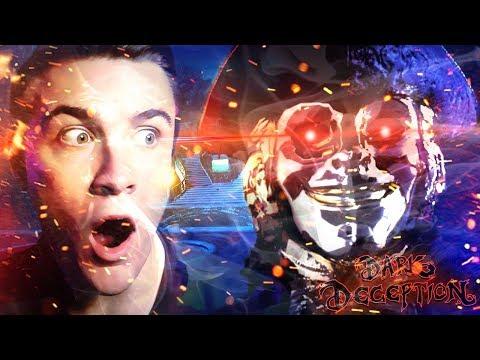 Dark Deception Chapter 2 Ending - THE HARDEST LEVEL EVER?! | Dark Deception (Deadly Decadence)
