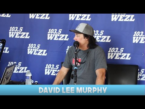 Party In The Park - David Lee Murphy Discusses His Lengthy Record of Songwriting