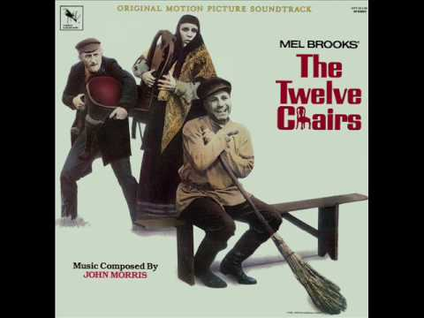 The Twelve Chairs Soundtrack : Hope For The Best (Instrumental)