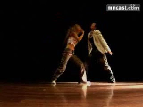 Hyoyeon and Jaewon Hip Hop Dance