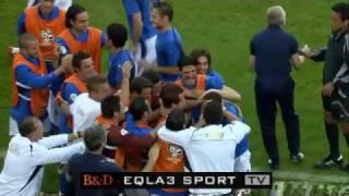 World Cup 2006 - ITALY 3-0 Ukraine ( Zambrotta Goal )