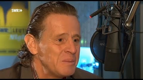 Martin Betschart im Interview bei  SWR1 Leute