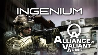 =INGENIUM= SA58 Para By SnowShovel [Alliance of Valiant Arms]