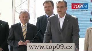 Karel Schwarzenberg, Petr Gazdík a Miroslav Kalousek zahajují ostrou kampaň!