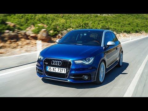 Audi A1 1.4 TFSI Test Sürüşü / Premium duruşu ile Mini