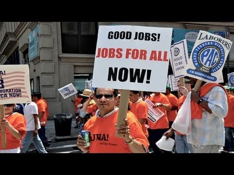 Lowering Workers' Wages is the Objective