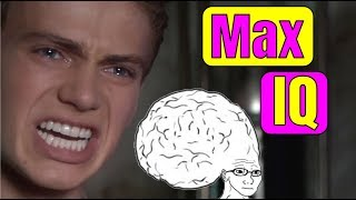 400 IQ Anakin Player Gets Stuck Out Of Bounds - Star Wars Battlefront 2
