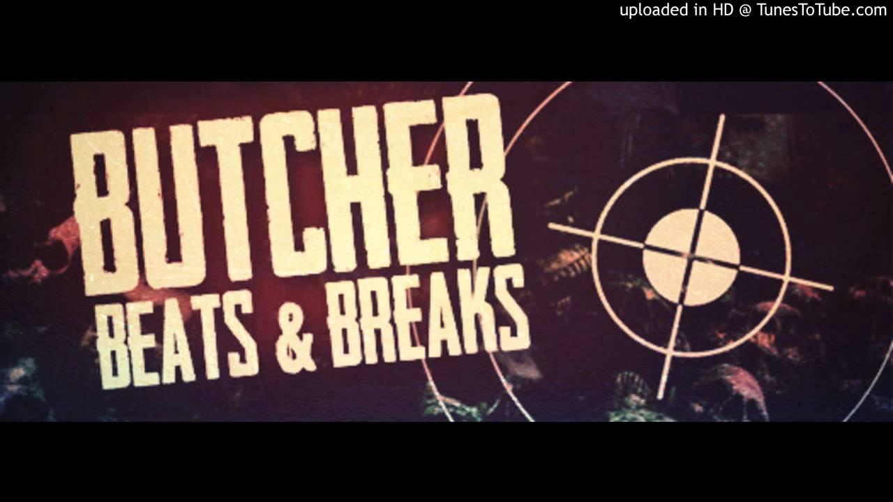 Butcher Beats & Breaks (90s Hip Hop Drum Break Sample Collection)