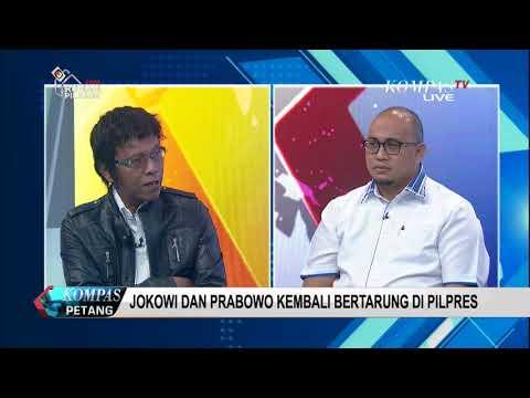 Maju Pilpres 2019, Apa Strategi Prabowo Dan Jokowi?