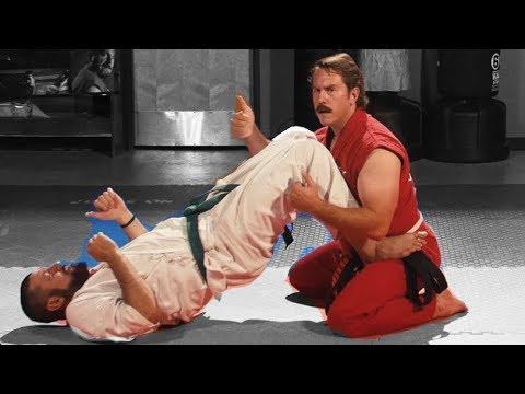 The Gracie Jiu Jitsu Zone System is Bullshit