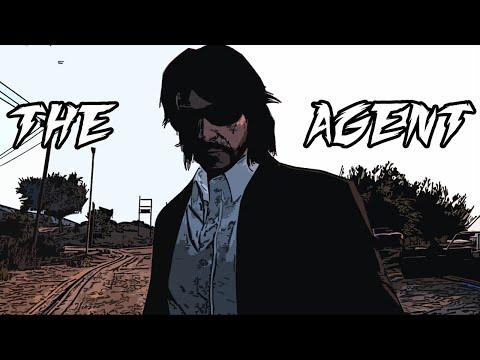 GTA V ROCKSTAR EDITOR | THE AGENT