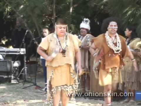 Gabrielino Tongva Dancers - Kuruvungna Springs 2006
