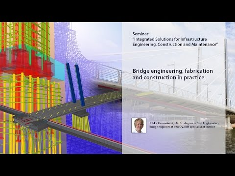 Bridge engineering, fabrication and construction in practice
