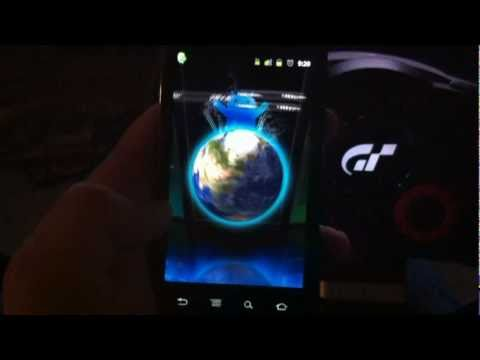 Nexus S By Android 2.3 And SPB Shell 3D