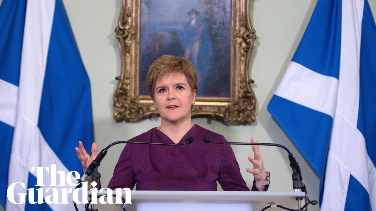 Nicola Sturgeon: Scotland independence referendum would be ...