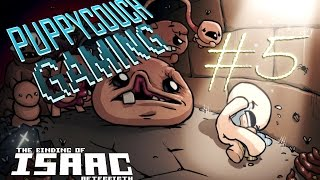 Let's Play Binding of Isaac AFTERBIRTH - #5 Dice Room FAIL!!!