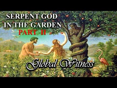 SERPENT IN THE GARDEN PART 2