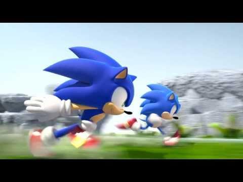 Sonic 20th Anniversary Game Teaser Trailer