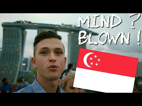 Travel to Singapore TO SEE THIS MINDBLOWING RESTAURANT !