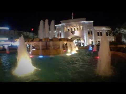 Bab-al-Bahrain Fountain
