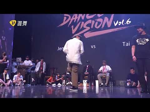 Tai vs Jenes - Dance Vision vol 6 Best 16