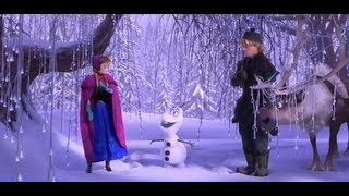 Frozen Official Trailer HD (2013)