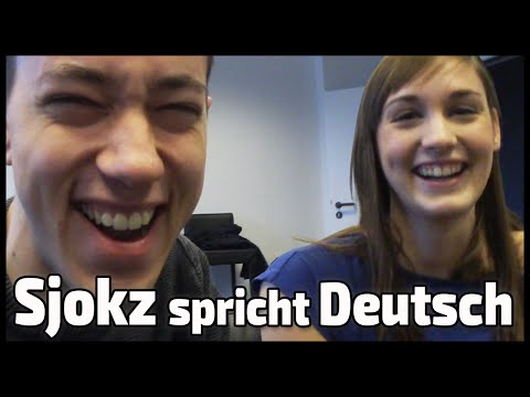 SJOKZ Spricht Deutsch! - Interview Unter Moderatoren (english Subtitles)