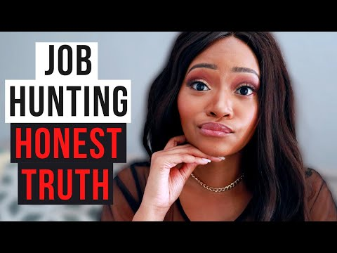 Why You Aren't Getting A Job
